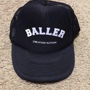 Baller Creation Nation hat